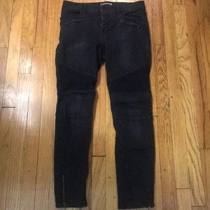 Free people high rise skinny jeans size 30